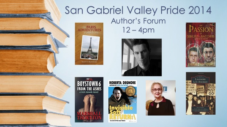 2014 Authors forum